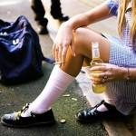Възрастта на децата, които употребяват алкохол намалява