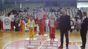 """65 медала завоюва спортен клуб по ушу """"Калагия"""" на Държавното"""