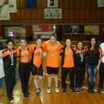 Русенски щангисти с титли от държавното лично отборно първенство
