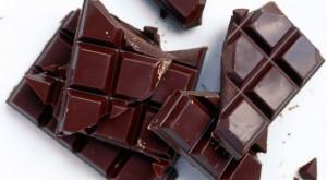 Тъмен шоколад.