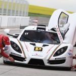 Sin cars с тестове в Румъния се готвят за шампионата в Монца
