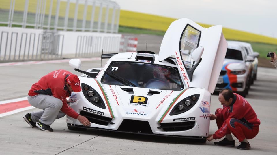 Photo of Sin cars с тестове в Румъния се готвят за шампионата в Монца