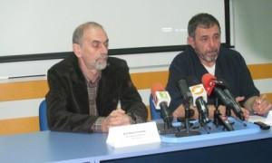 д-р Иван Стоянов и д-р Йосиф Новаков.