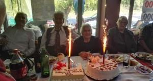 70 години съвместен живот празнува семейство Атанасови от Караманово