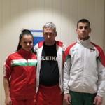 Русенци с призови места от Европейското първенство по щанги в Норвегия