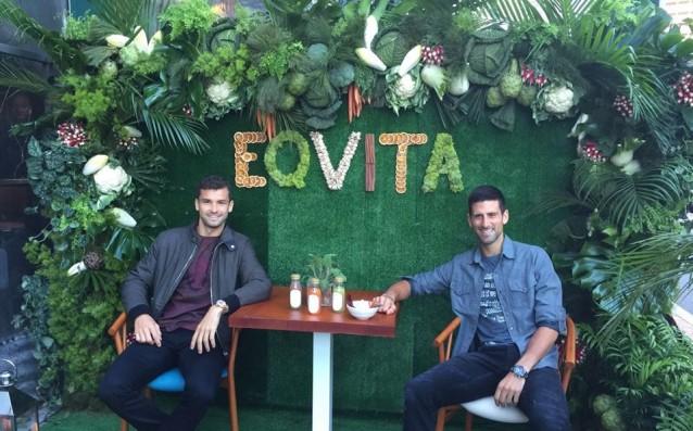 Photo of Вегетарианският ресторант на Новак Джокович е вече факт