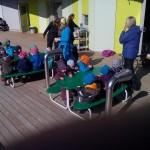 В Норвегия отглеждат децата в природна среда
