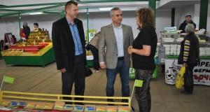 Стотици любители на био продуктите посетиха Великденски празничен пазар