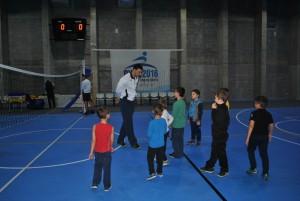 """Тренировъчният камп се проведе в """"Булстрад Арена"""""""