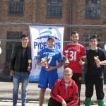 Пролетен спортен празник донесе медали и купи на русенски ученици