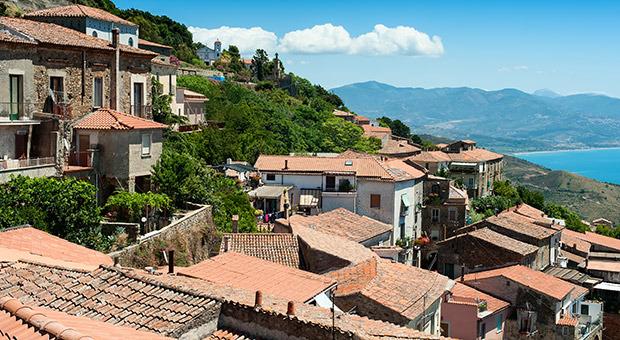 Photo of Италианско село с 300 души над 100 години