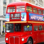 Лондонските двуетажни автобуси с нулеви вредни емисии