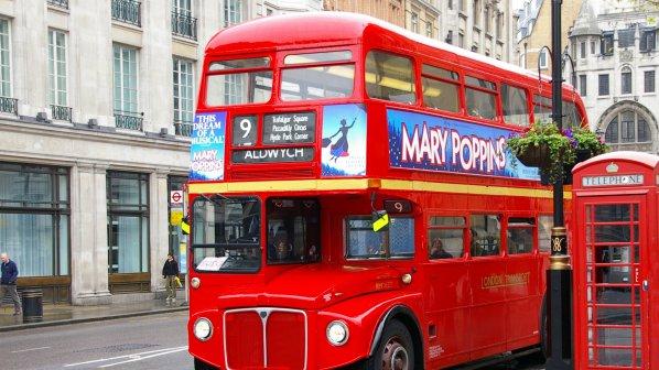 Photo of Лондонските двуетажни автобуси с нулеви вредни емисии