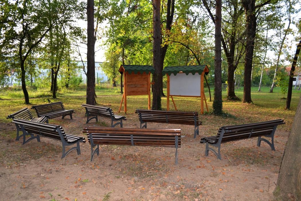 Класни стаи на открито с алпинеум и еко зони финансират в училища и градини
