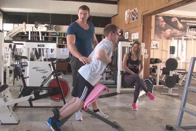 Photo of 31-годишен мъж пребори церебралната парализа с фитнес