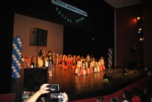 Деца разплакаха публиката на годишния концерт на детските градини