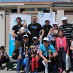 Близо 60 участници събра състезание по риболов за деца
