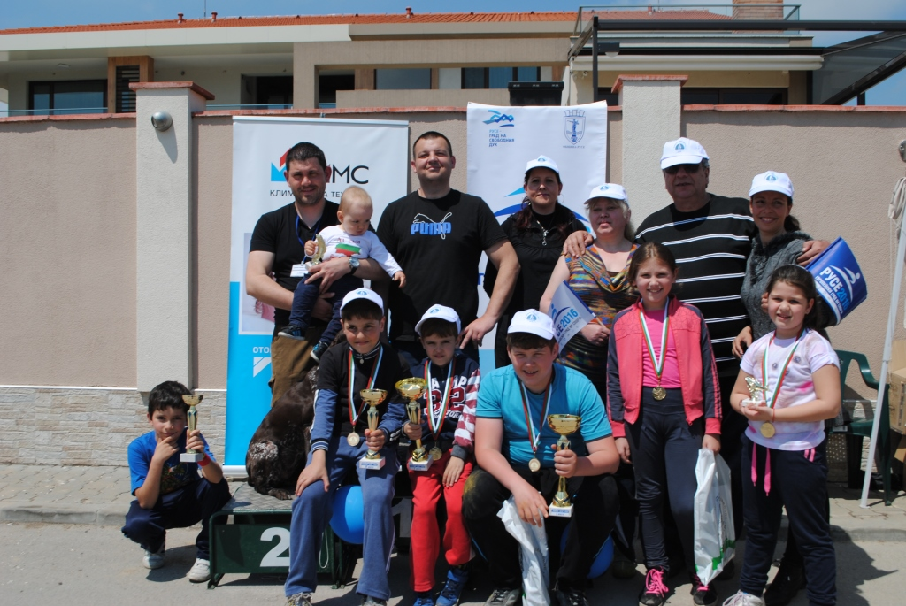 Photo of Близо 60 участници събра състезание по риболов за деца