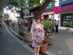 Галя Бисет из улиците на Виаермоса