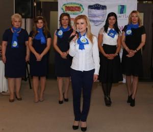 Светлана Ангелова поздрави колегите си
