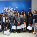 26 абитуриенти подпомогнати за бала от Жени ГЕРБ в Русе