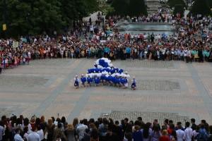 Хиляди русенци и гости на града се стекоха на площада
