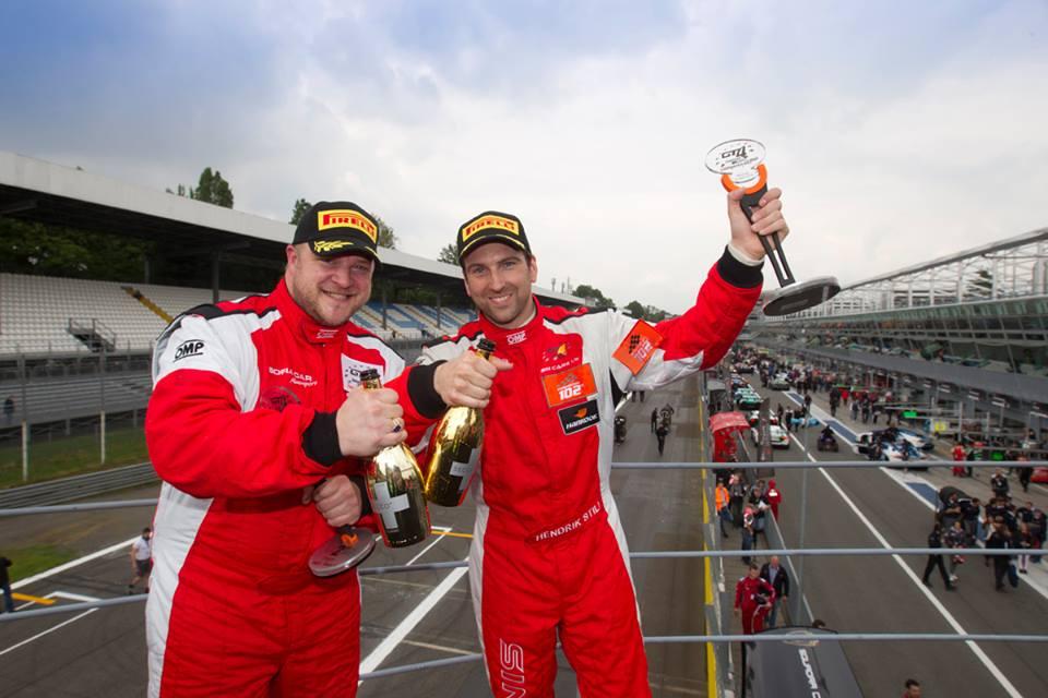 Photo of Отборът на Росен Даскалов участва във втория кръг на Европейските GT4 серии