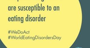Световен ден за действия срещу хранителните разстройства