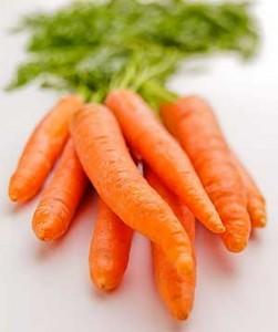 Морковите са вкусен и полезен зеленчук