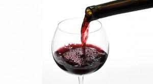 Виното е полезно за червата.