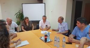Русенската многопрофилна болница в сътрудничество с румънска клиника