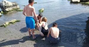 Деца с увреждания за пръв път видяха морето миналата година