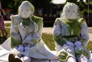 """Живи статуи, които ще бъдат представени в Русе са част от последното издание на Международния фестивал на """"Живи статуи"""" в Букурещ"""