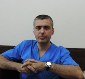 Д-р Бисер Петров - хирург.