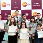 Бербатов награди успелите деца на България