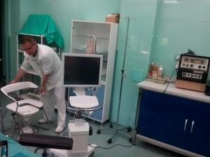 Нов апарат урогинекология
