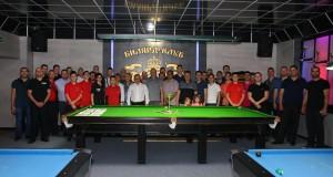 Държавно първенство по билярд се провежда в Русе