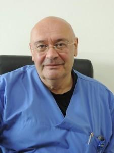 Проф. д-р Андрей Йотов началник на Катедрата по ортопедия