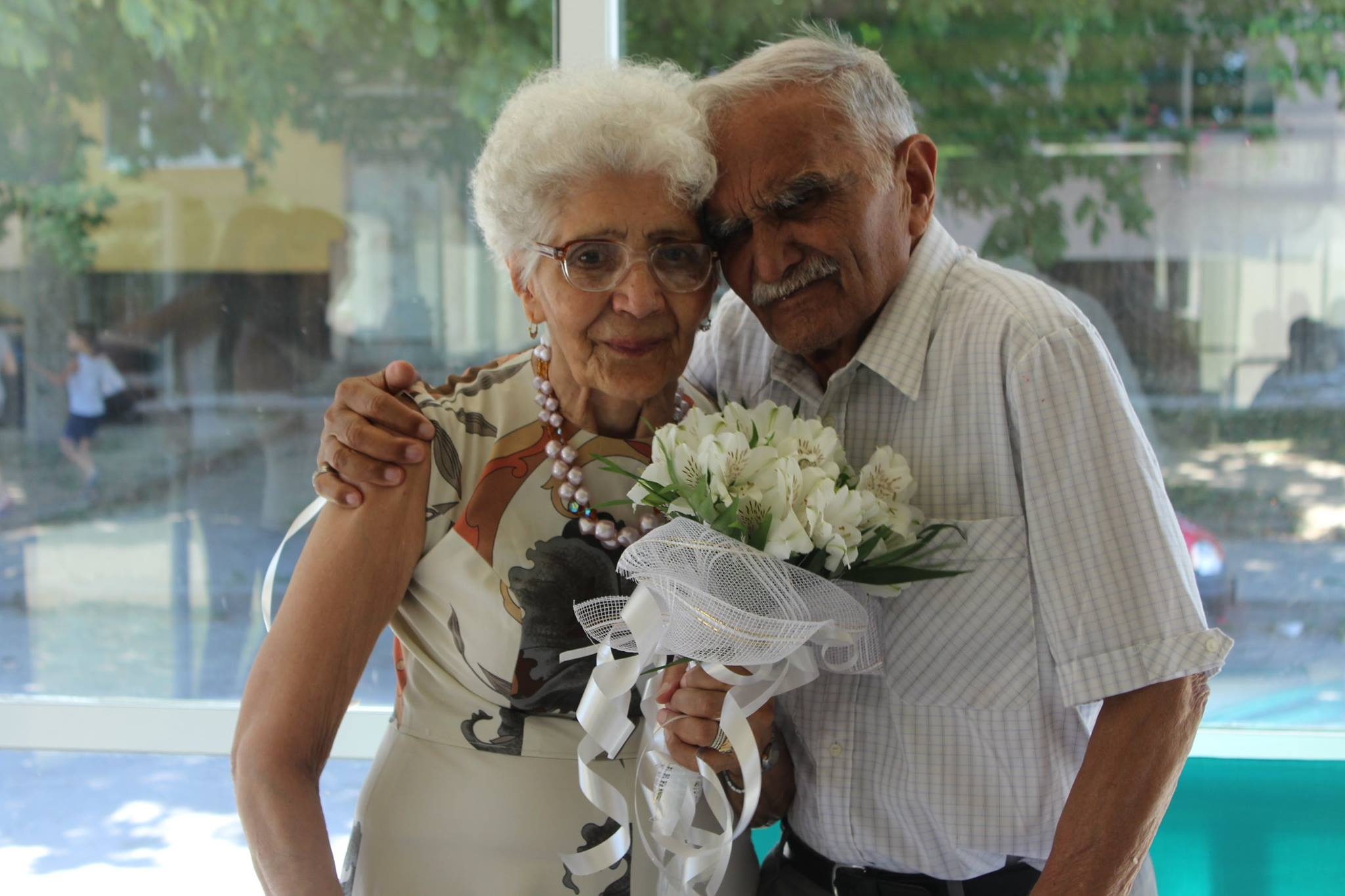 Photo of Русенско семейство поднови брачни клетви след 65 години съвместен живот