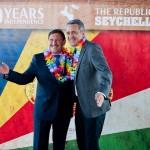 Максим Бехар с дипломатическа награда за принос към Африка