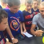 Емил Иванов: Кампусът в Барселона е уникален шанс за подрастващи футболисти с амбиции