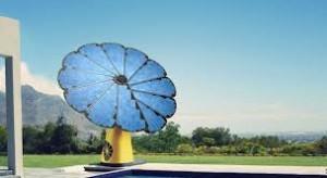 Умно цвете произвежда енергия