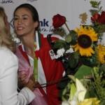 Златното момиче Любомира Казанова с русенски гени