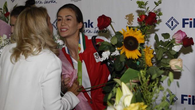 Photo of Златното момиче Любомира Казанова с русенски гени