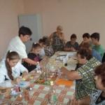 Деца усвояваха уменията на бабите си в Ценово