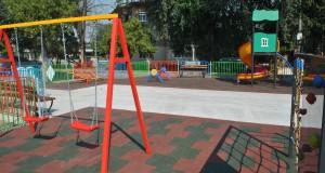 Дарител се вдъхнови от инициативността на русенци, подари им детска площадка