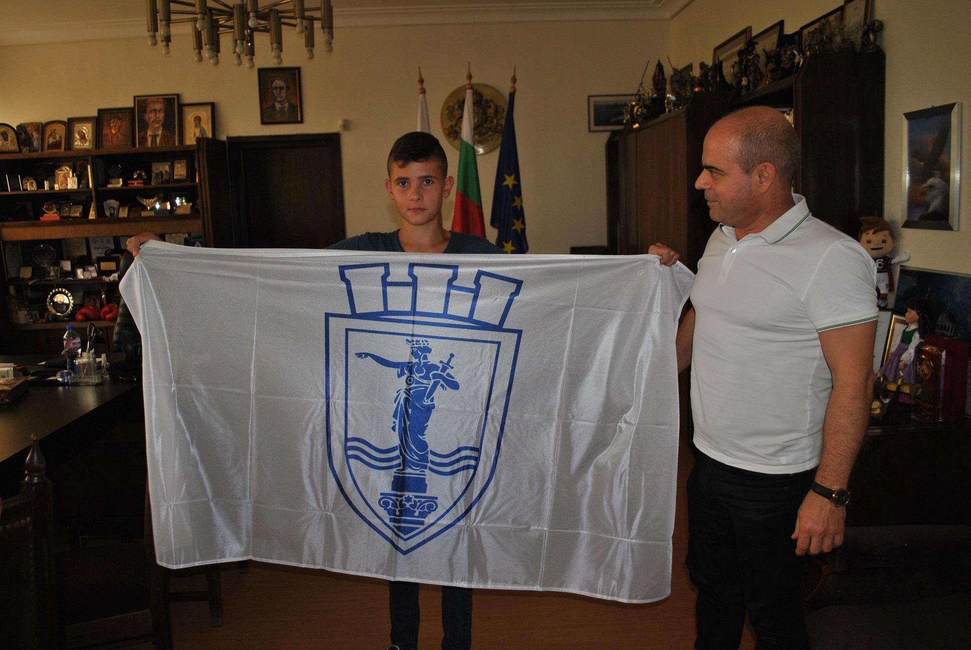 Photo of 15-годишен русенец тръгва по стъпките на любимеца си Маршавелов