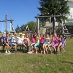 60 деца от Русе на летен лагер сред природата в Габровско
