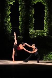 Аманда Гомеш- танц.