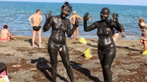 Морска кал - СПА процедури.